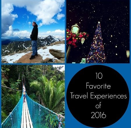 10 Favorite Travel Experiences of 2016