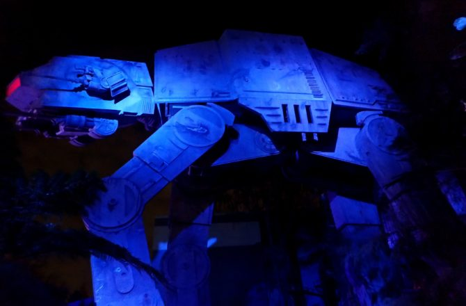 Star Wars Fun at Disney's Hollywood Studios