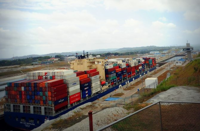 Panama Canal Expansion and Embarkation with Uncruise