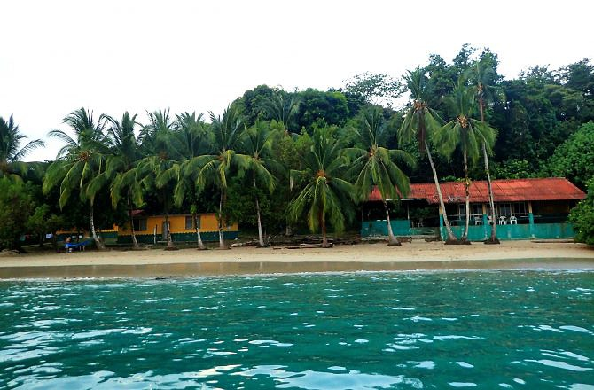 Morning on Coiba Island-Panama
