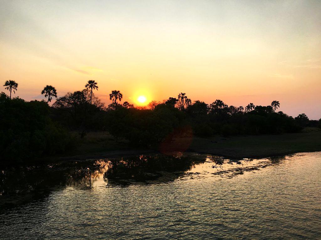 Zambezi River Sunset And Dinner Cruise Zimbabwe
